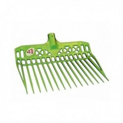 Vidle plastové GEWA, malé, zelené