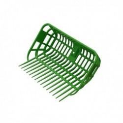 Vidle plastové GEWA, velké, zelené