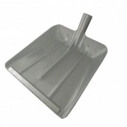 Lopata plastová Farmer-Max, vel. 9, s kovovou hranou