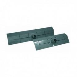 Stěrka na hnůj flexibilní na kejdu, 55 cm