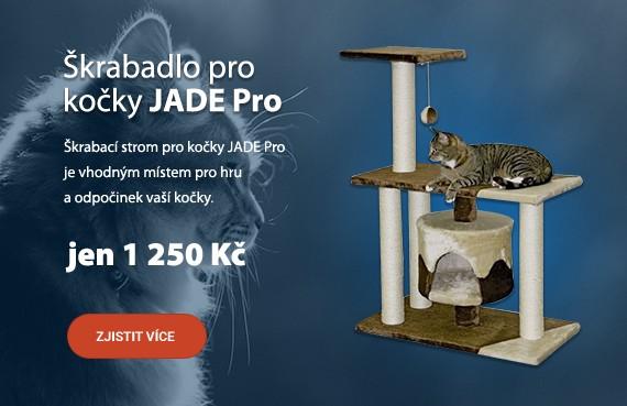 Škrabadlo pro kočky JADE Pro