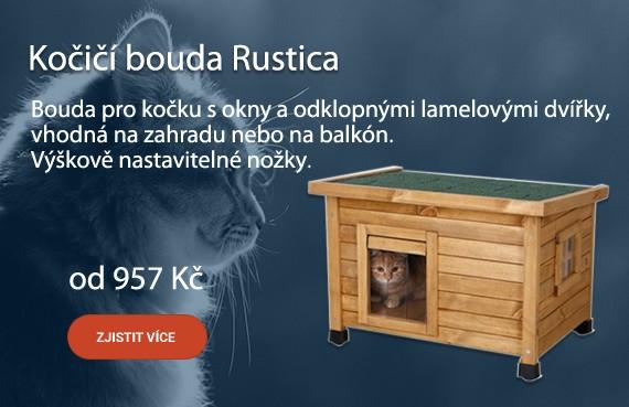 Kočičí bouda Rustica